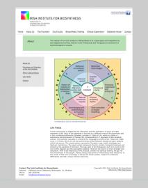 New Website Design - Biosynthesis Ireland