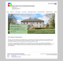 New Website Design - Biosynthesis Ireland