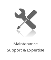 Maintenance Support & Expertise