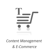 Content Management  & E-Commerce